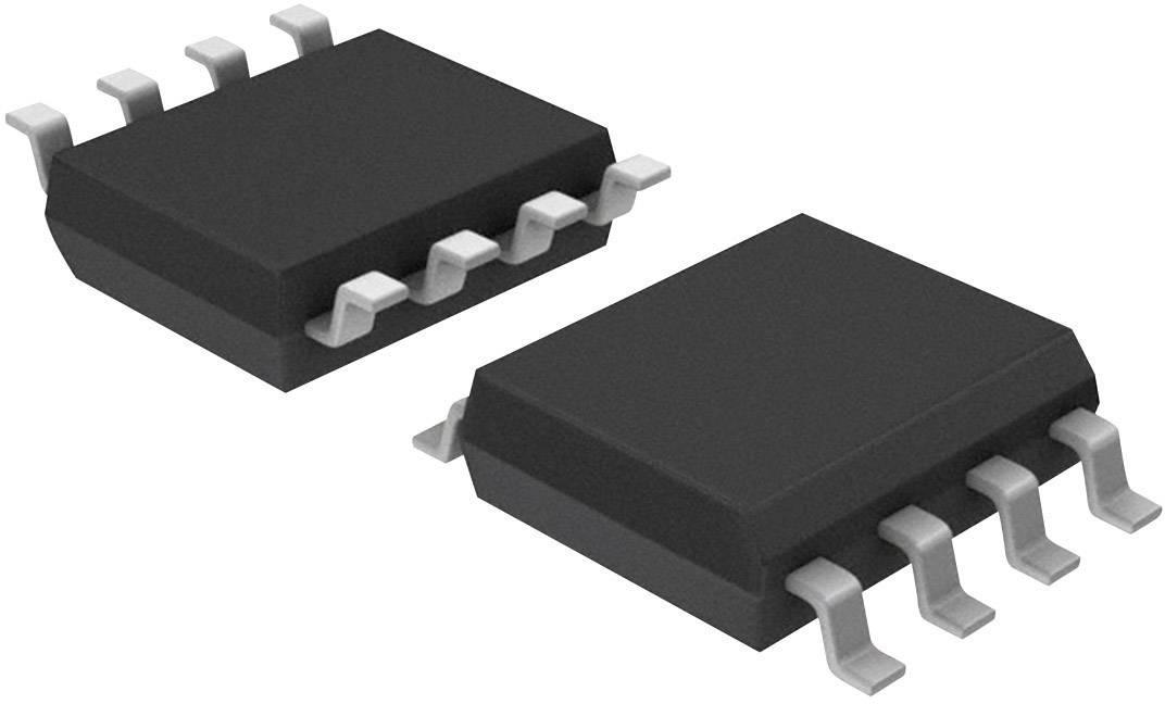 IO multivibrátor Texas Instruments SN74LVC1G123DCTR, 18.5 ns, SM-8