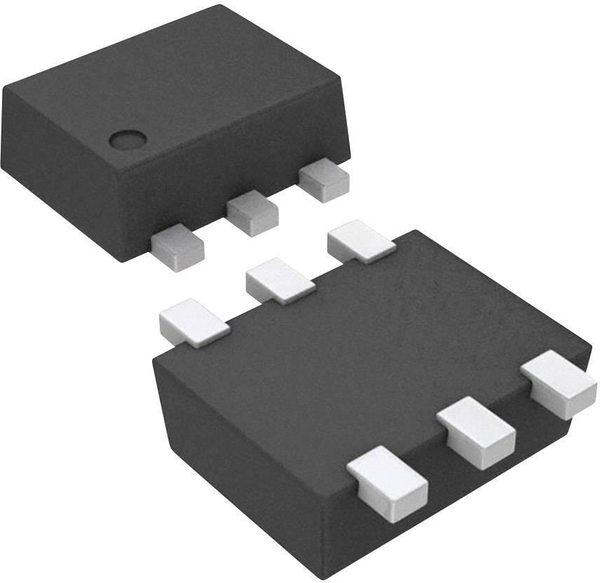 Logický IO - převodník Texas Instruments SN74AVC1T45DRLR převodník , obousměrná, třístavová logika SOT-6