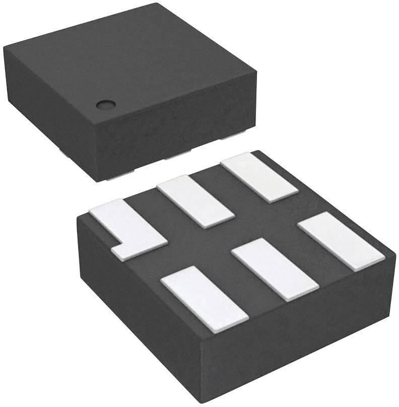 PMIC regulátor napětí - spínací DC/DC regulátor Texas Instruments TPS61260DRVR zvyšující SON-6