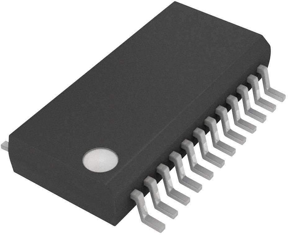 Logický IO - převodník Texas Instruments SN74LVC8T245DBQR převodník , obousměrná, třístavová logika SSOP-24