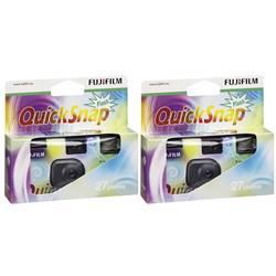 Fujifilm Quicksnap Flash 27 jednorázový fotoaparát 2 ks s vestavěným bleskem
