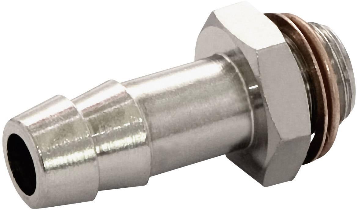 """Hadicová priechodka Norgren 292170418, Ø vedenia: 4 mm, priemer: 6.5 mm, rozmery závitu: 1/8"""""""