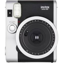 Instantní fotoaparát Fujifilm Instax Mini 90 Neo Classic, černá/stříbrná
