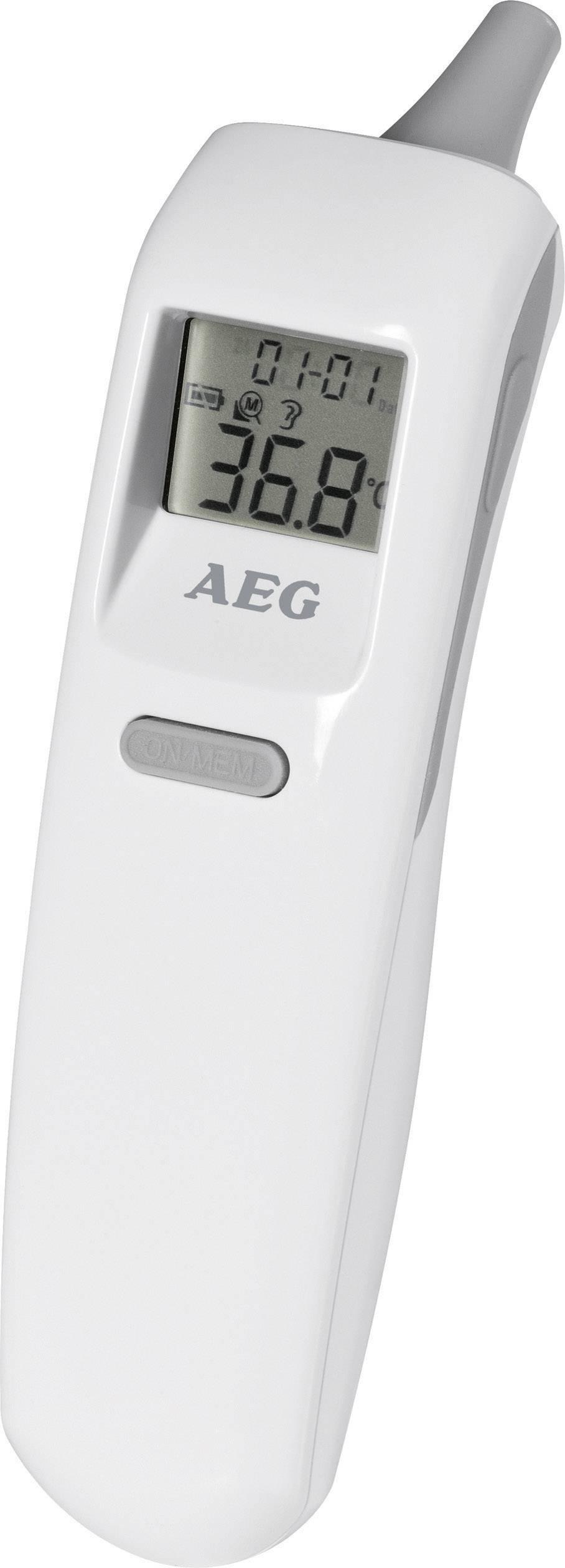 Ušní digitální teploměr AEG FT 4919 (450019)