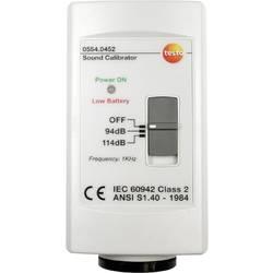 Kalibrátor hlukoměru testo 0554 0452
