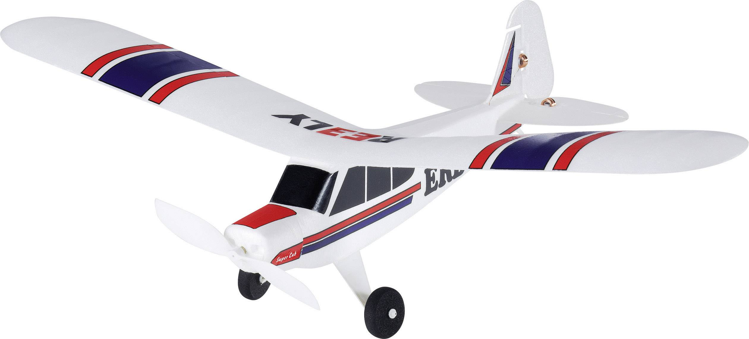 RC model lietadla Reely Super Cub, RtF, 348 mm