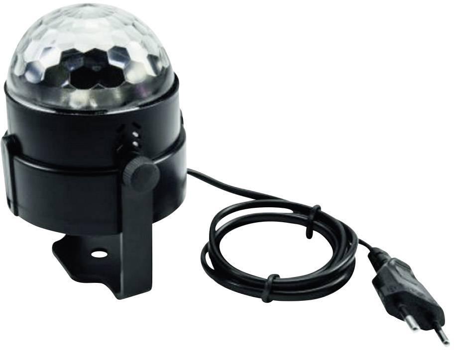 LED projekčný efektový reflektor Eurolite BC-3 51918803, počet LED 3 x, 1 W