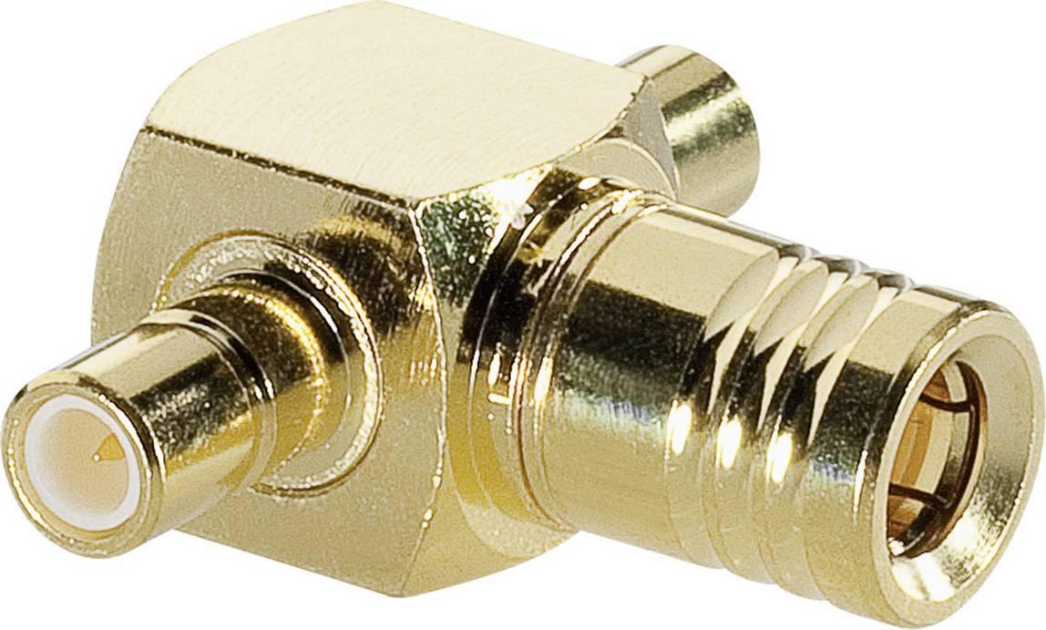 SMB adaptér SMB zástrčka - SMB zásuvka BKL Electronic 0411039, 1 ks