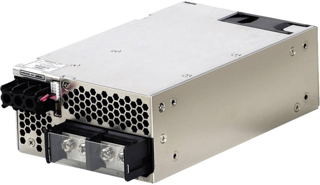 Vestavný napájecí zdroj TDK-Lambda SWS-600L-60, 600 W, 60 V/DC