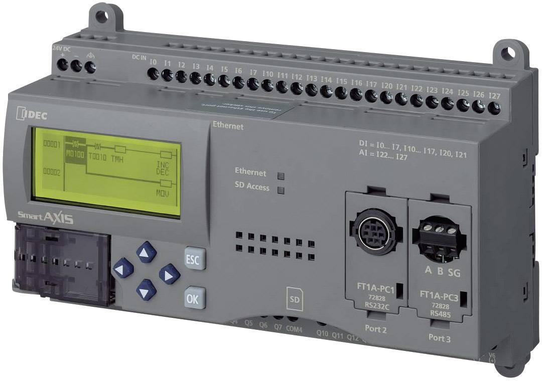 PLC řídicí modul Idec SmartAXIS Pro FT1A-H40RSA, 24 V/DC