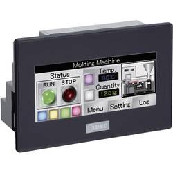 Dotykový panel s integrovaným ovládaním Idec SmartAXIS Touch FT1A-C12RA-B, 24 V/DC