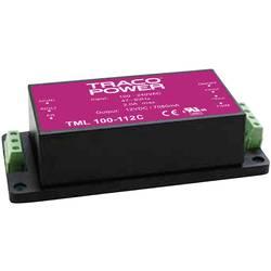 Sieťový zdroj do DPS TracoPower TML 100-148C, 100 W, 48 V/DC