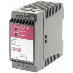 Zdroj na DIN lištu TracoPower TPC-REM240-24, 24 - 27 V/DC, 10 A