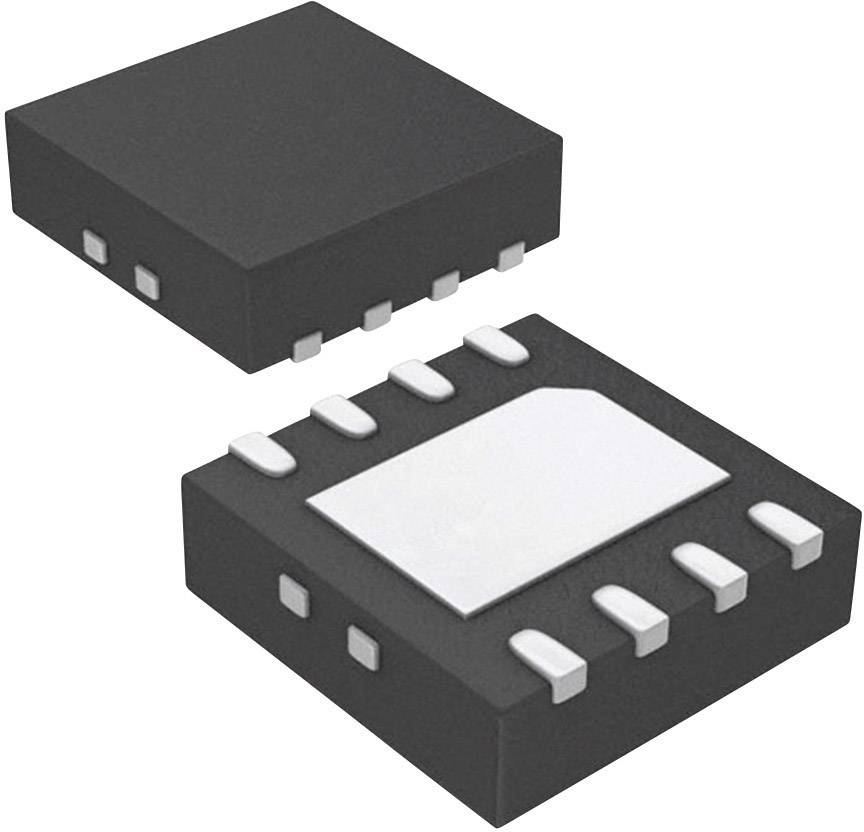 Mikrořadič Microchip Technology PIC12F615-I/MF, DFN-8-EP (3x3), 8-Bit, 20 MHz, I/O 5