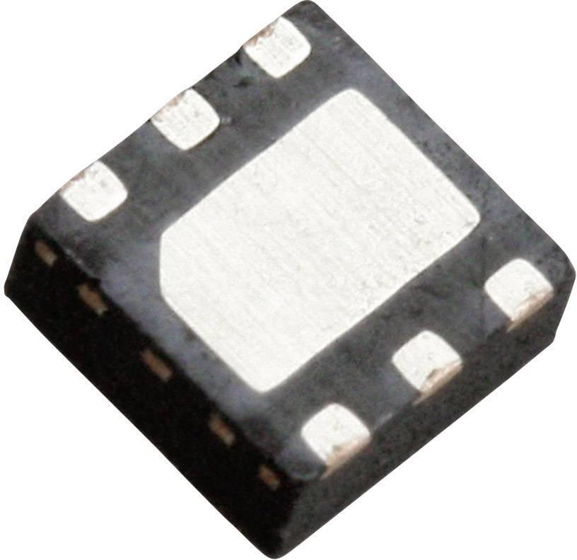 PMIC řízení baterie Linear Technology LTC2942IDCB#TRMPBF měření stavu nabití všechny typy baterií DFN-6 (2x3) povrchová montáž