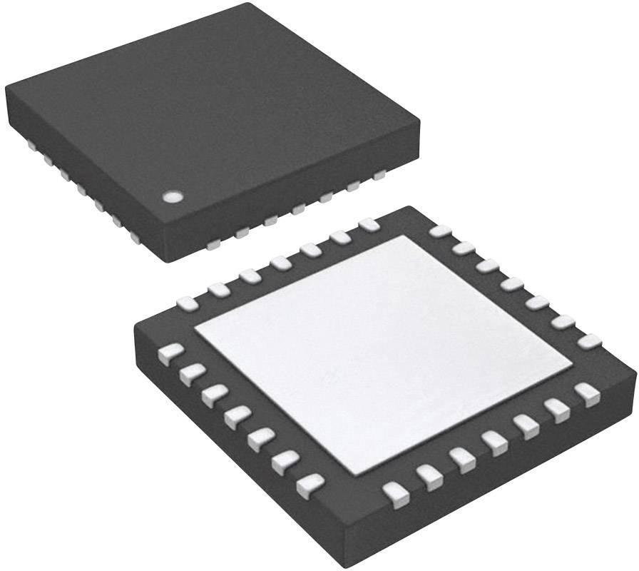 Mikroradič Microchip Technology DSPIC33FJ64GP802-I/MM, QFN-28-S (6x6), 16-Bit, 40 null, I/O 21