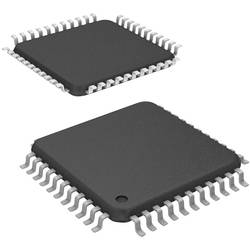 Mikrořadič Microchip Technology PIC16F887-E/PT, TQFP-44 (10x10), 8-Bit, 20 MHz, I/O 35