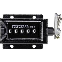 Mechanické počítadlo VOLTCRAFT MC-1, 58 x 47 mm