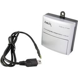 Bezdrôtový senzor teploty Arexx s externým káblovým čidlom