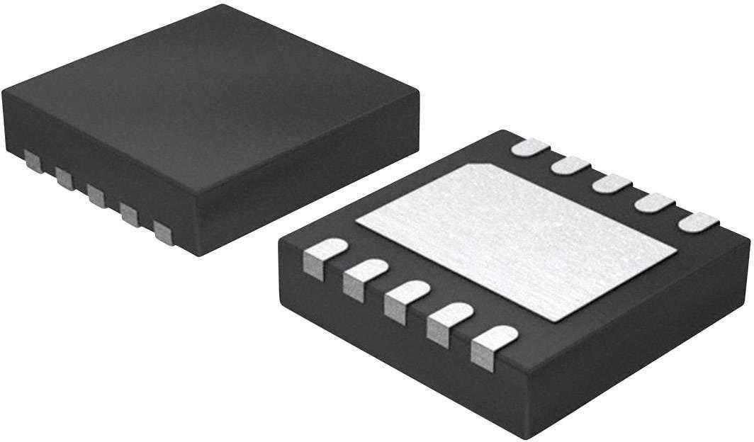 PMIC řízení baterie Microchip Technology MCP73213-A6SI/MF řízení nabíjení Li-Ion, Li-Pol DFN-10 (3x3) povrchová montáž