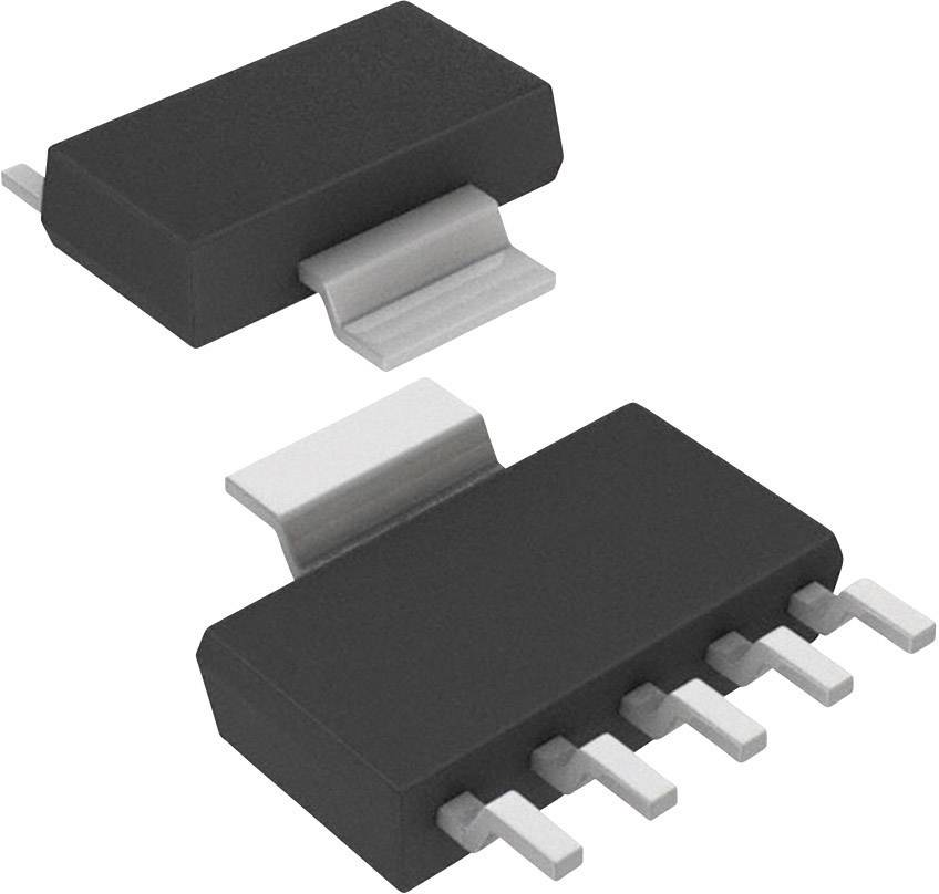 PMIC regulátor napětí - lineární Texas Instruments LP38693MP-2.5/NOPB pozitivní, pevný SOT-223-5