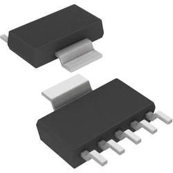 PMIC regulátor napětí - lineární Texas Instruments LP3961EMP-2.5/NOPB pozitivní, pevný SOT-223-5