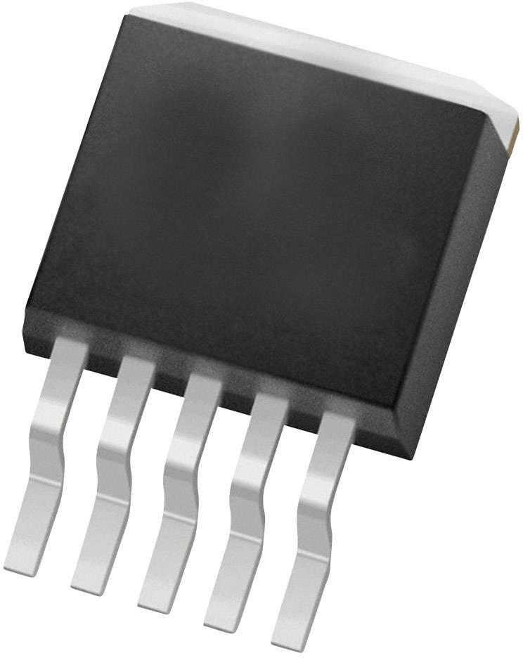 PMIC regulátor napětí - lineární Linear Technology LT3015EQ#PBF negativní, nastavitelný DDPAK-5