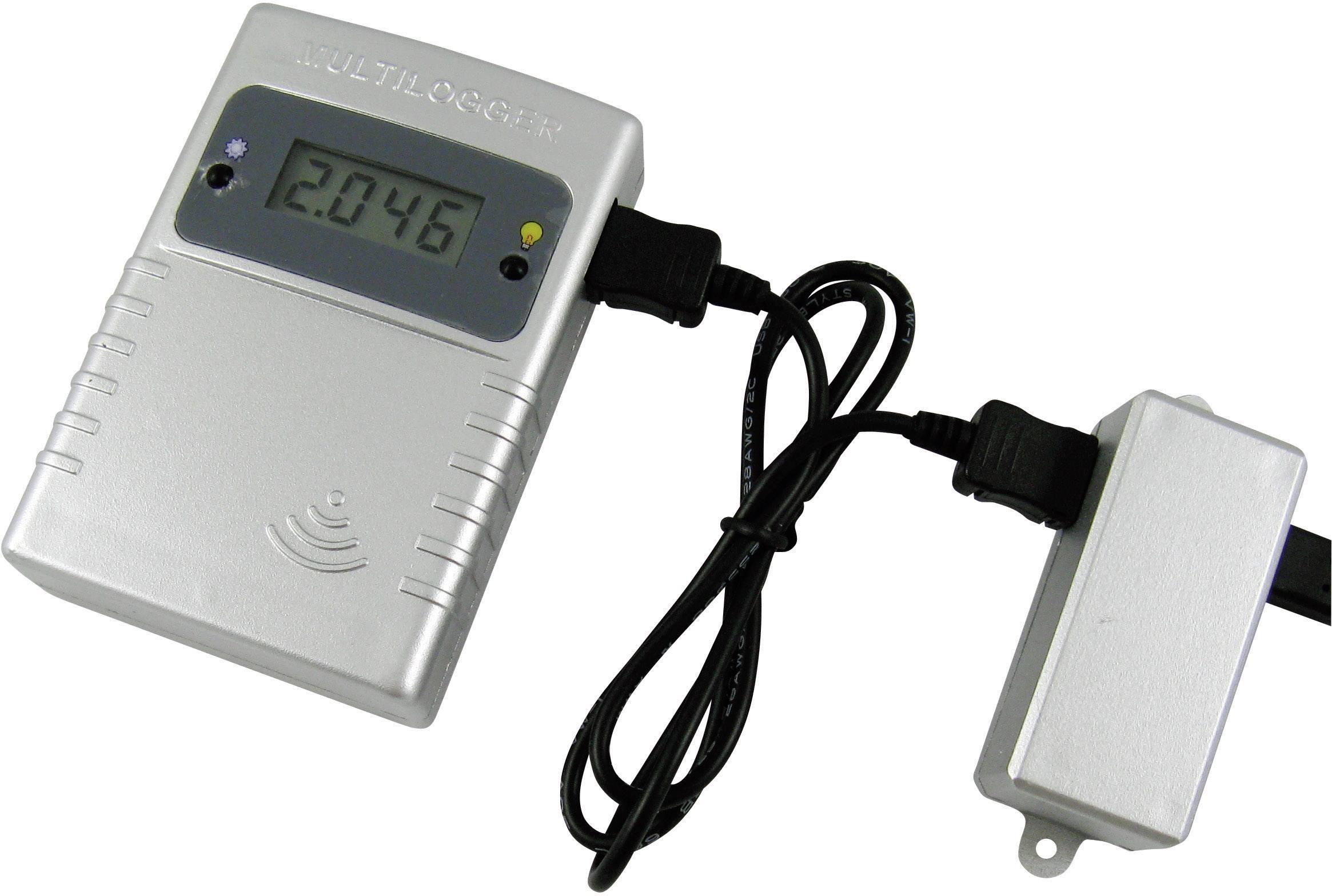 Teplotný datalogger Arexx PRO-88msn, 0 - 2,046 V/DC