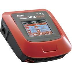 Modelářská multifunkční nabíječka Hitec X1 Touch, 110 V, 220 V, 7 A, 114122