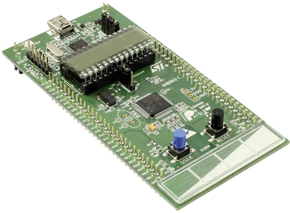 Vyhodnocovací deska STMicroelectronics STM32L152C-DISCO