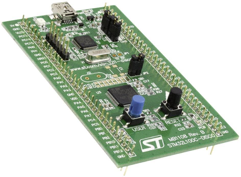Vyhodnocovací deska STMicroelectronics STM32L100C-DISCO