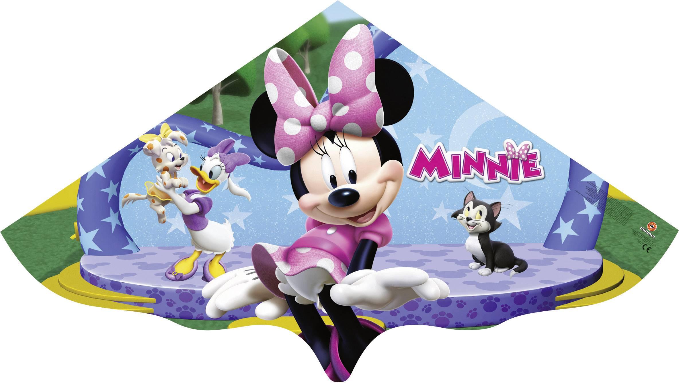 Šarkan pre deti Günther Minnie mouse 1184, 1150 mm