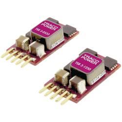 22de2d1edc75c DC / DC menič napätia, DPS TracoPower TSR 3-2450, 24 V/DC, 6 V/DC, 3 ...