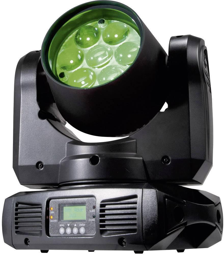 LED otočná hlava ADJ Inno Color Beam Z7 1237000084, počet LED 7 x, 10 W