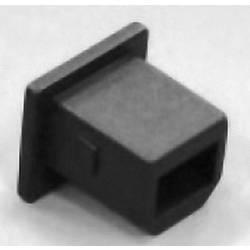 USB záslepka Würth Elektronik 726141003, zásuvka Typ B, černá
