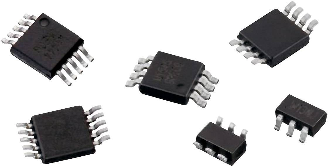 TVS dioda Würth Elektronik 6802.TVS Diode Array WE-TVS 82401646, U(Db) 6 V
