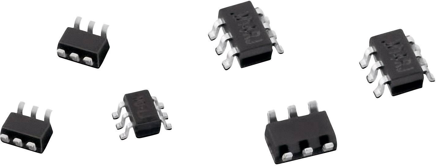 TVS dióda Würth Elektronik 824022, SOT-23-3L, 6.1 V