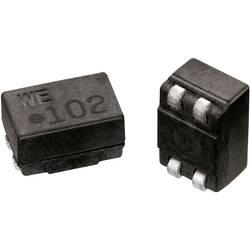 SMD odrušovací cívka Würth Elektronik SL10 744226S, 10 µH, 1,6 A, 80 V/DC, 42 V/AC