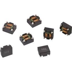 SMD odrušovací cívka Würth Elektronik SL14 744273102, 11 µH, 2,5 A, 80 V/DC, 42 V/AC