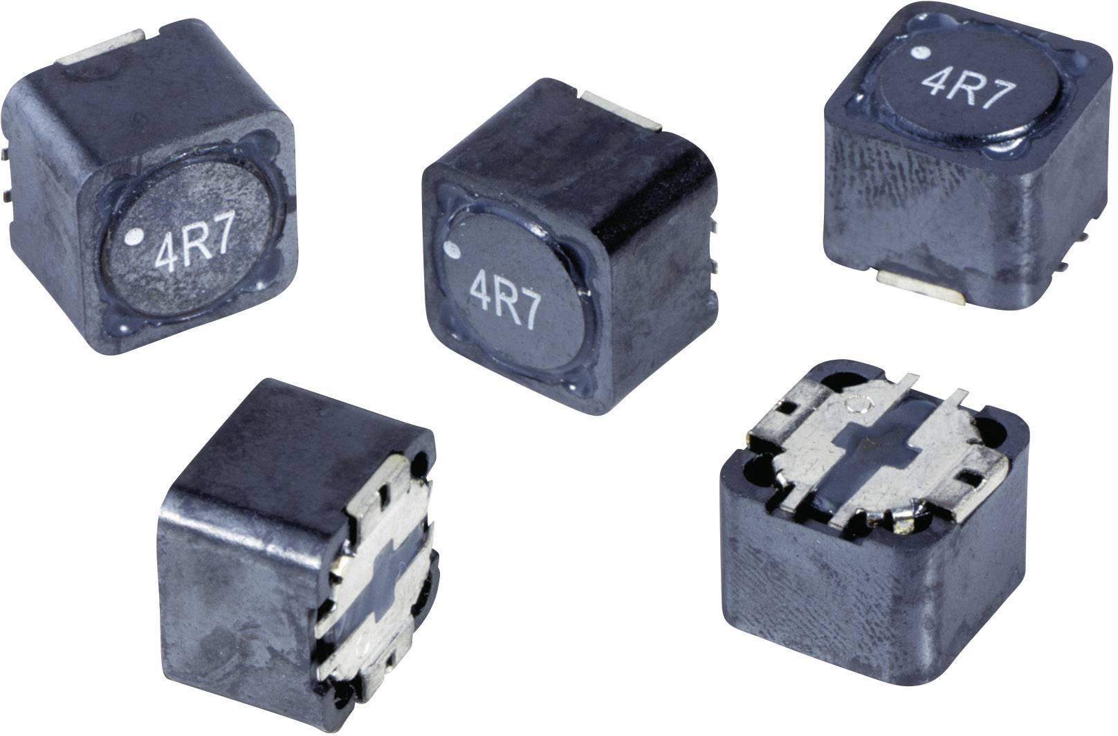 Akumulačná tlmivka SMD Würth Elektronik WE-PD 74477124, 470 µH, 0.64 A, 1260, 1 ks