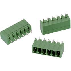Konektor do DPS Würth Elektronik 691321100005, WR-TBL 3211, rozteč 3.50 mm