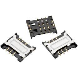 Würth Elektronik WR-CRD 693010030601, počet pólů: 6, 1 ks