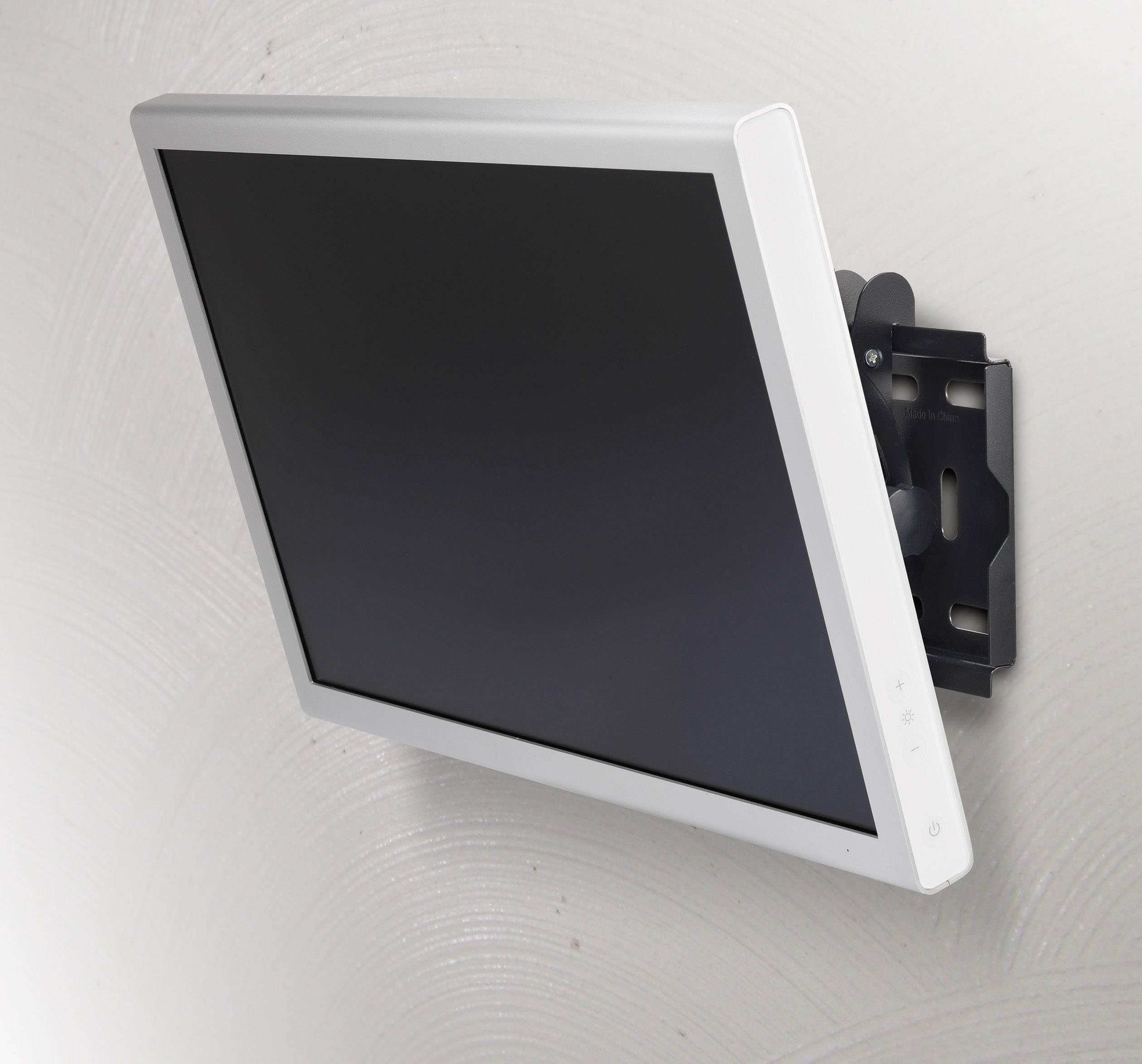 """Nástenný TV držiak Speaka Professional TV-WH SLIM 17z-37Z, výklopný, 17"""" (43 cm) - 37"""" (94 cm), 50 kg"""