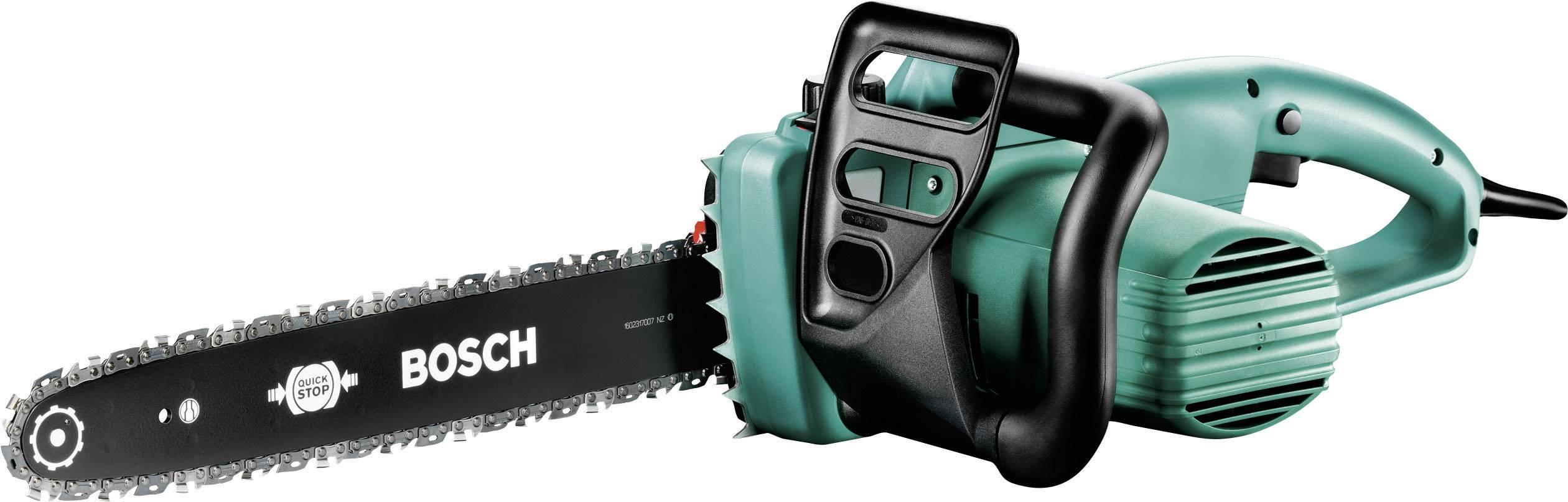 Elektrická řetězová pila Bosch Home and Garden AKE 40-19 S, 230 V, 1 900 W, délka čepele 400 mm