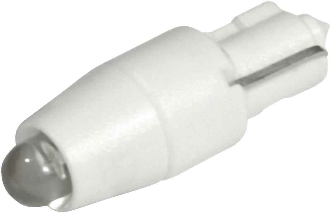 LEDžiarovka CML 1511A35L3, W 2 x 4,6 d, 24 V/DC, 24 V/AC, 900 mcd, teplá biela