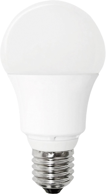 LED žárovka Müller Licht 230 V, E27, 10 W = 60 W, teplá bílá, A+, stmívatelná, 1 ks