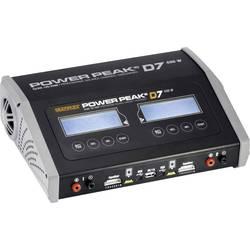 Modelářská multifunkční nabíječka Power Peak D7 EQ-BID v, 12 V, 220 V, 20 A