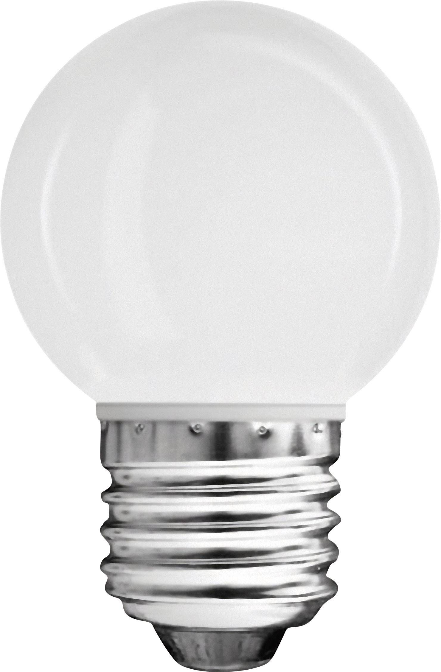 LED žiarovka Müller Licht 24540 230 V, 0.6 W = 4 W, teplá biela, A++, 1 ks