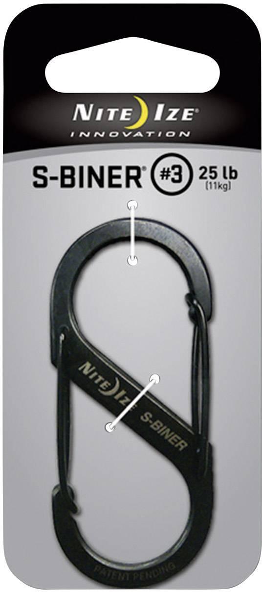 NITE Ize NI-SB3-03-01 S-Biner Gr. 3