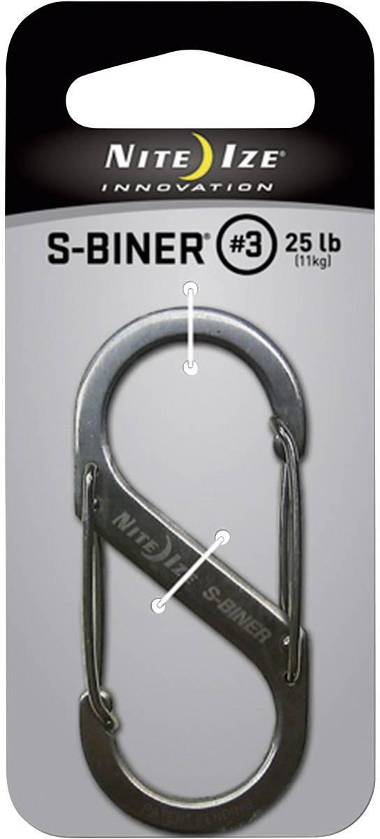 NITE Ize NI-SB3-03-11 S-Biner Gr. 3